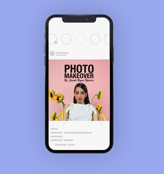 Diseño de Instagram Ad