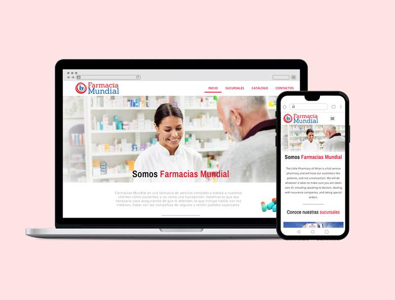 Web Farmacia